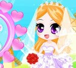 Pretty Girl's Wedding Dream