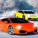 Snow Track Racing 3D